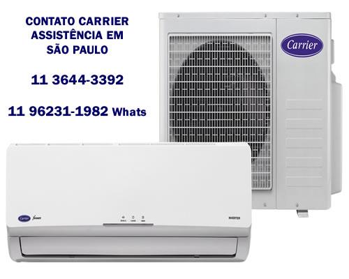 Contato Carrier São Paulo